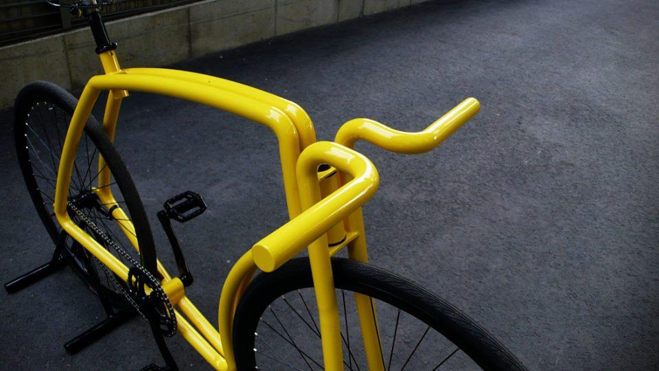 bicicleta-viks-amarilla