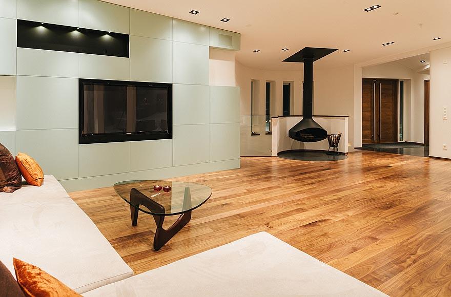Dise o residencia ultra moderna en estocolmo for Diseno de casas interior y exterior