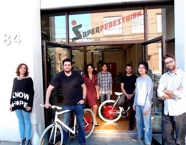 bicicleta electrica rueda copenhagen