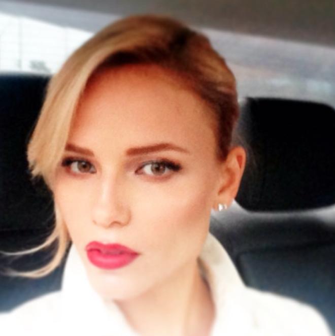 Instagram sexy Natasha