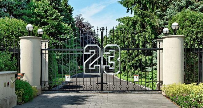Mansiones de lujo Michael Jordan