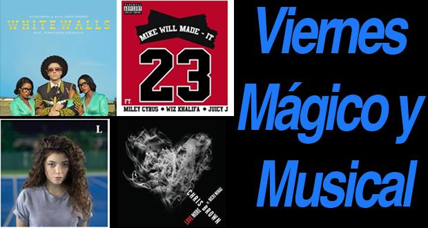 Viernes Mágico y Musical