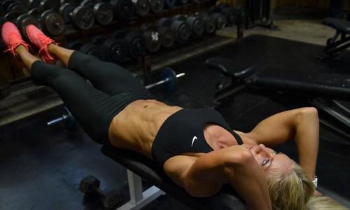 Miércoles De Chicas En El Gym 20 Fotos El124
