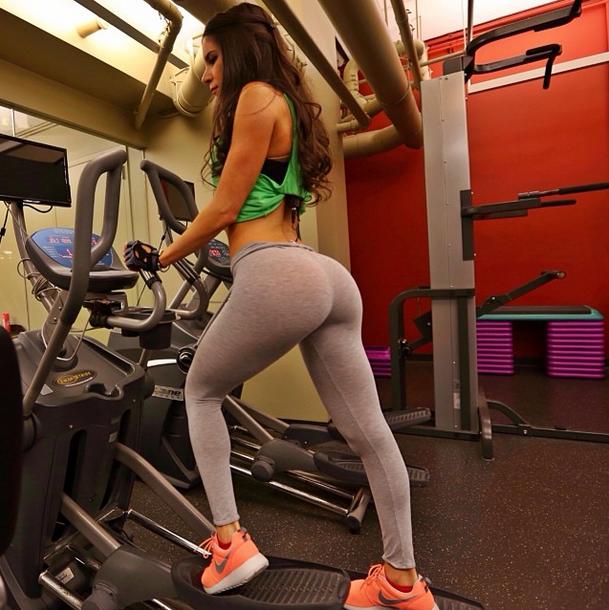 chicas en el gym