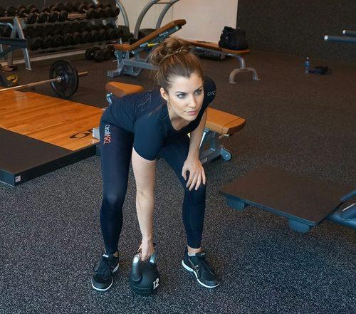 Miércoles de Chicas en el Gym