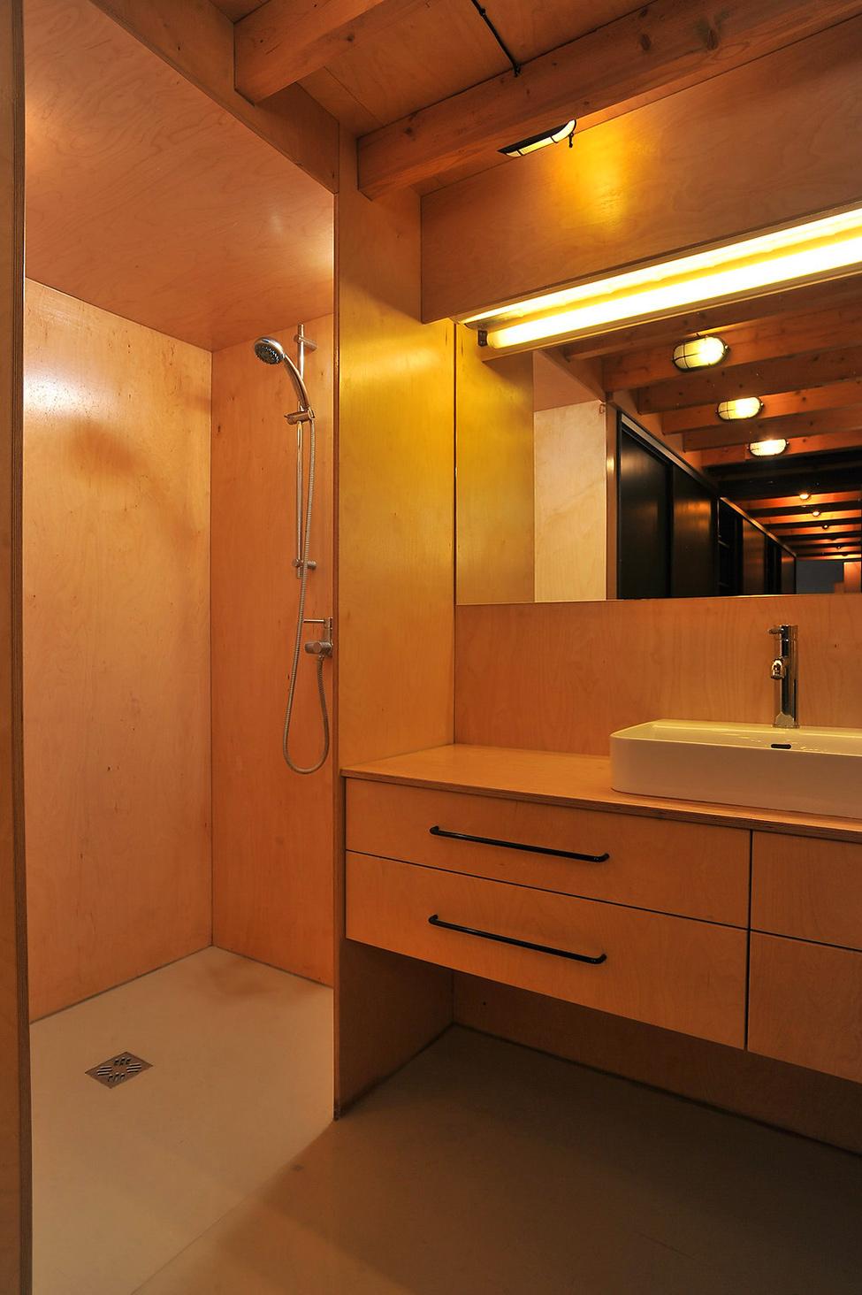Baños Diseno Minimalista:Factory Loft Interior Design Ideas