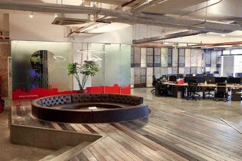 diseño de interiores de oficinas
