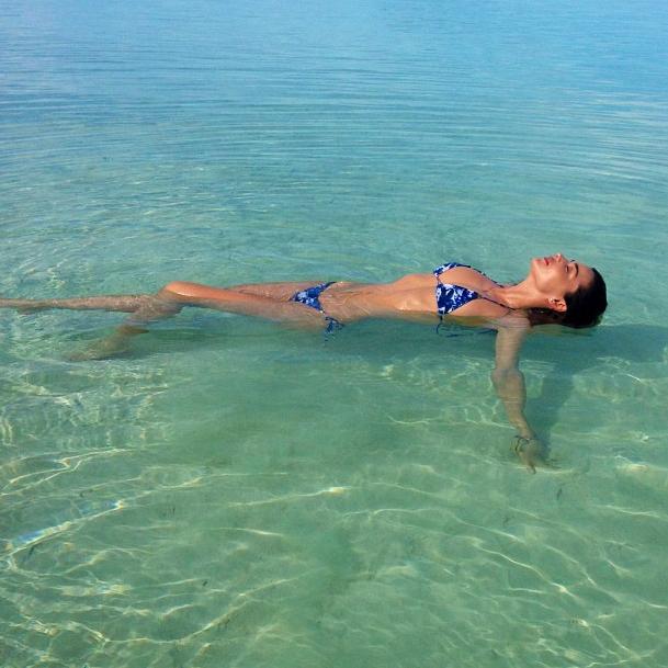 Fotos bikini Miranda Kerr