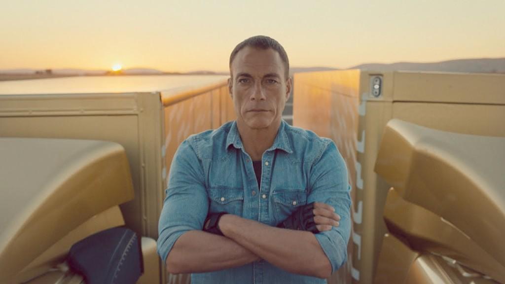 Jean-Claude Van Damme y Volvo