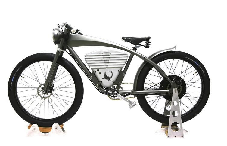 bicicleta eléctrica Icon E-Flyer