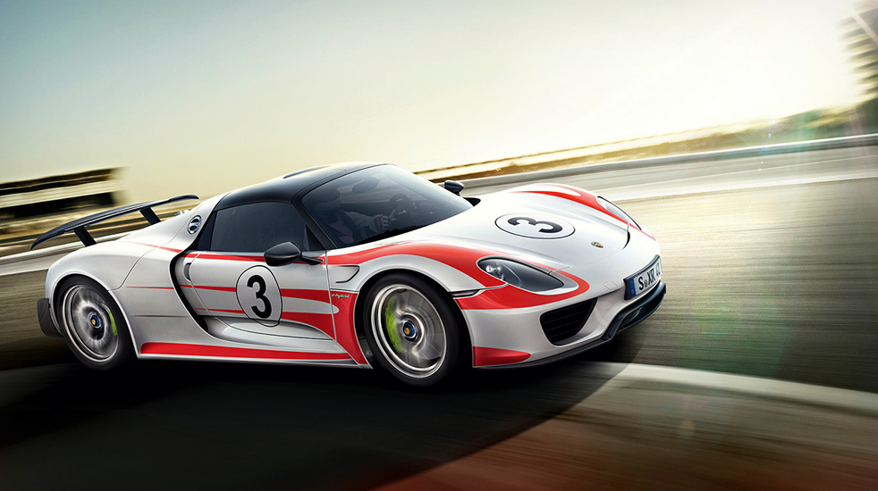 porsche 918 spyder hybrid el rey de los autos de lujo h bridos. Black Bedroom Furniture Sets. Home Design Ideas