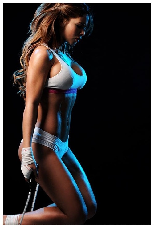 Fotos chicas gym