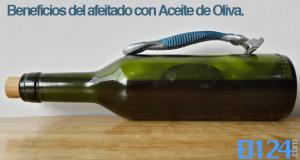 Beneficios del afeitado con Aceite de Oliva.