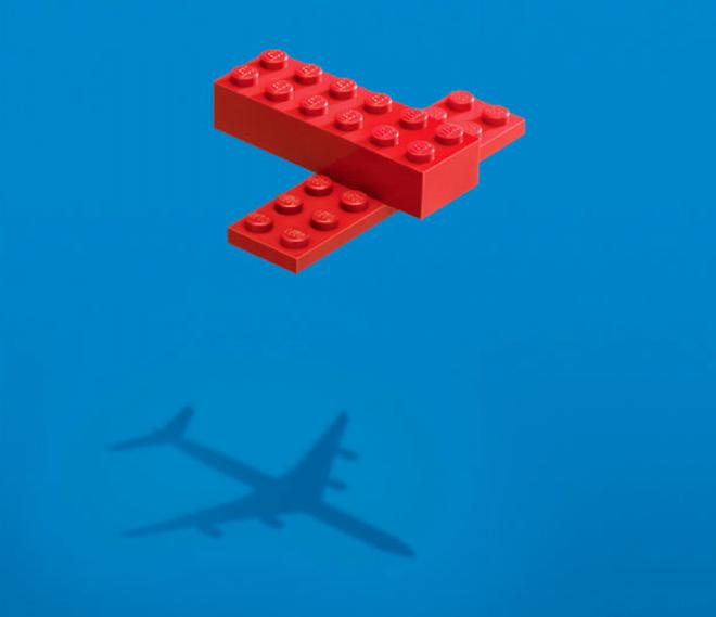 Lo mejor y más creativo de los Anuncios Publicitarios de LEGO.