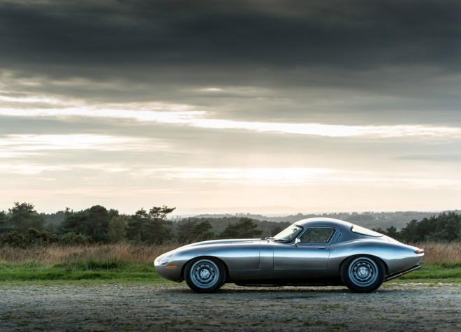 Autos Clásicos Jaguar E-Type. Reconstruido por Lowdrag-gt