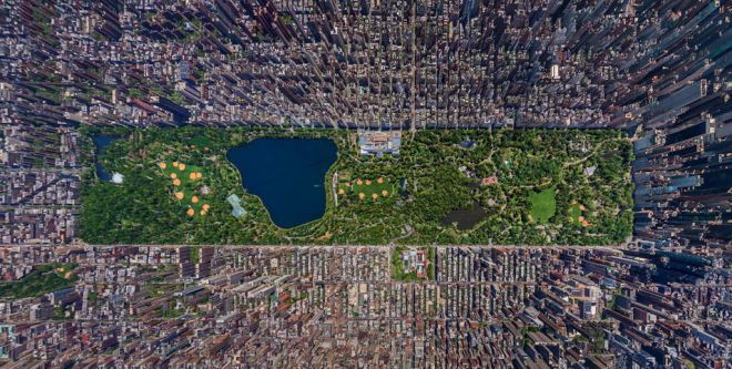 Fotografías aéreas - Manhattan