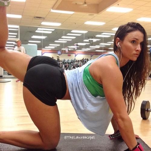 Fotos de Yoga Pants para cerrar el año.