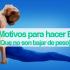 top 10 motivos para hacer ejercicio