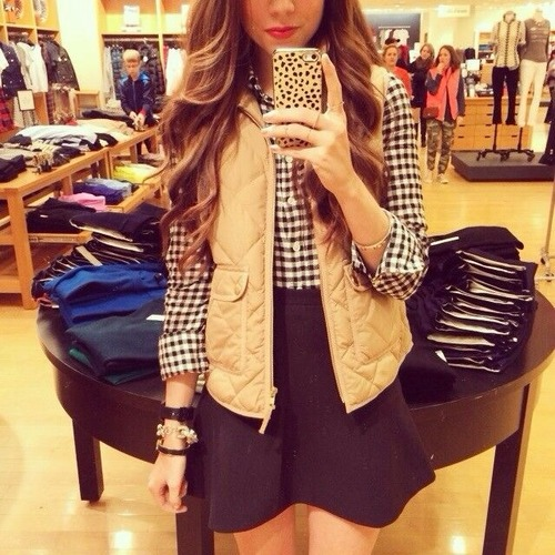 Moda: Como usar un Chaleco.