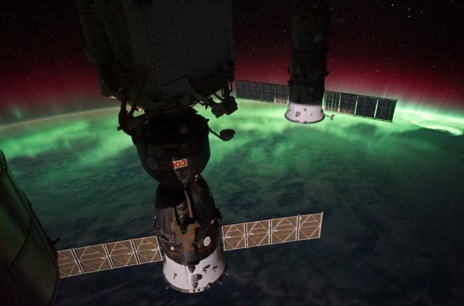 24 de las más increíbles fotos del Espacio Exterior.