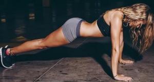 Inspiración en forma de Chicas en Yoga Pants (30 fotos).