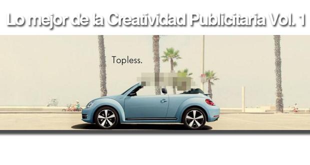 Creatividad y publicidad Vol. 1