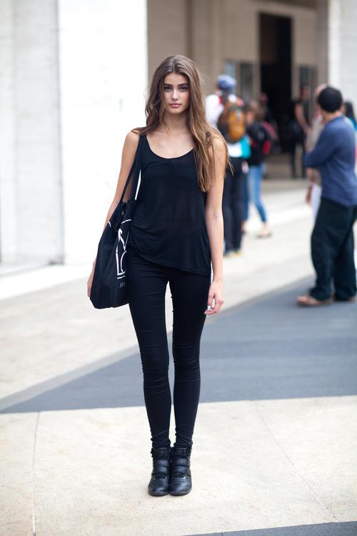 Ideas y Moda: Skinny Jeans.