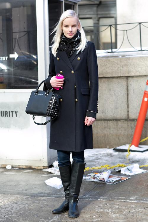 Streetstyle Irene Hiemstra