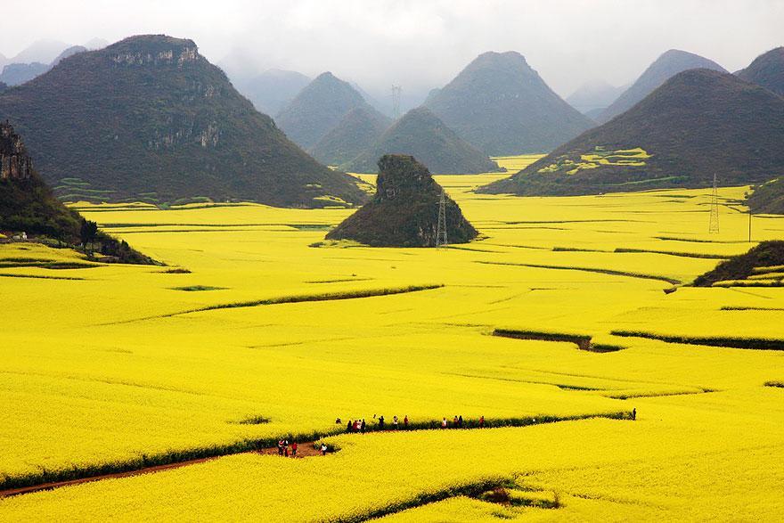 22 Lugares increíbles alrededor del mundo.