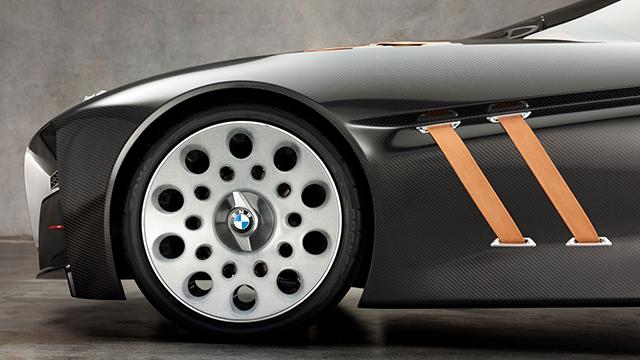 Auto concepto para festejar el aniversario 75 del BMW 328 Roadster