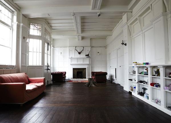 Inspiraci n dise o de interiores estilo industrial el124 - Diseno de lofts interiores ...