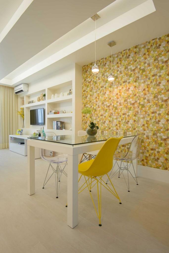 Ideas para espacios pequeños: Departamento de 45m².