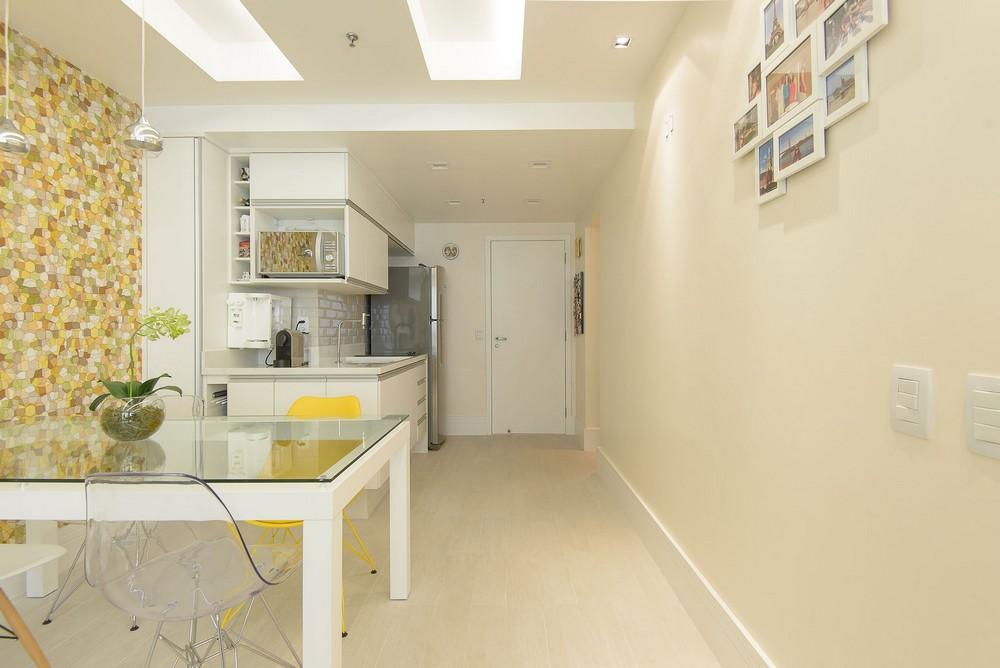 Ideas espacios pequeños: Departamento de 45m².