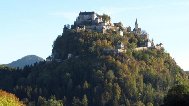 Imagenes de Castillos alrededor del Mundo