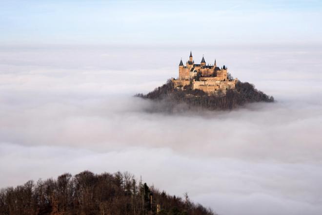 Fotos de Castillos alrededor del Mundo