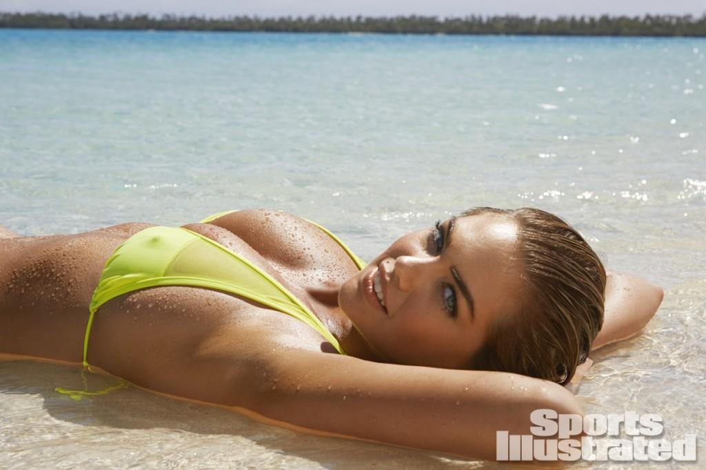 Emily Ratajkowski Vs Kate Upton edición #SISwim50