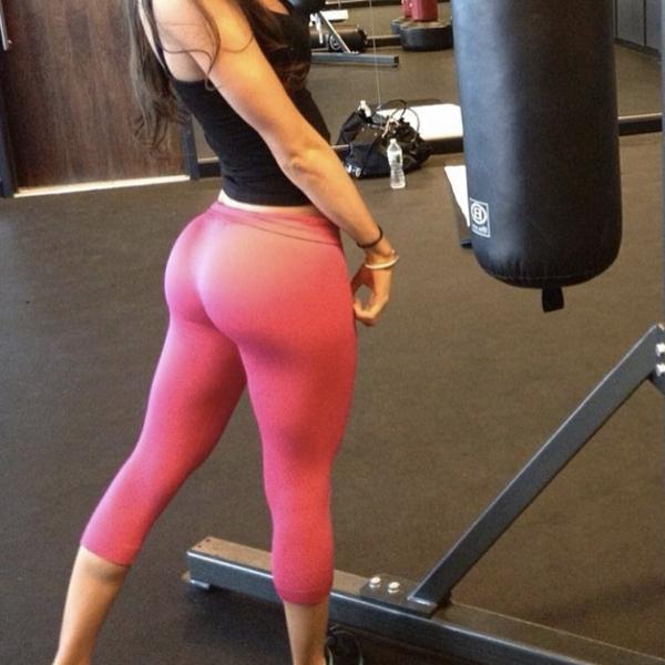 Las mejores fotos de Jen Selter, la Reina de los Yoga Pants.