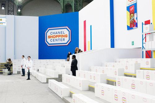 La pasarela de Chanel en el Paris Fashion Week