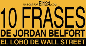 Éxito: 10 Frases de Jordan Belfort el Lobo de Wall Street