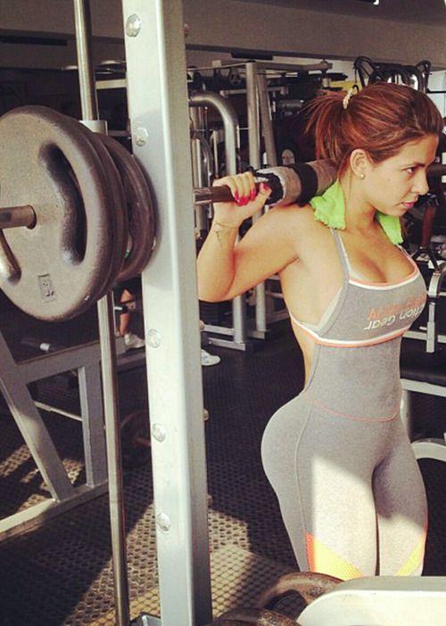 Motivación: chicas del Gym nos muestran los resultados
