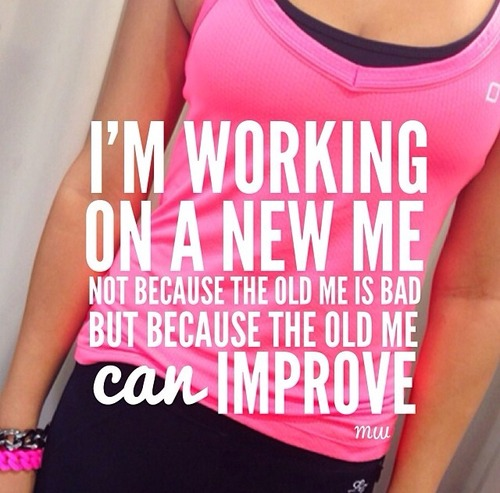 mantenerte positivo durante el ejercicio