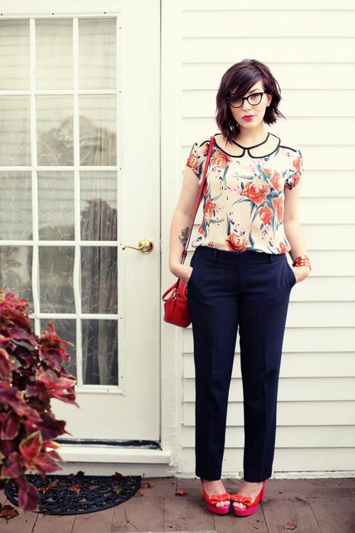 diseños de moda en blusas
