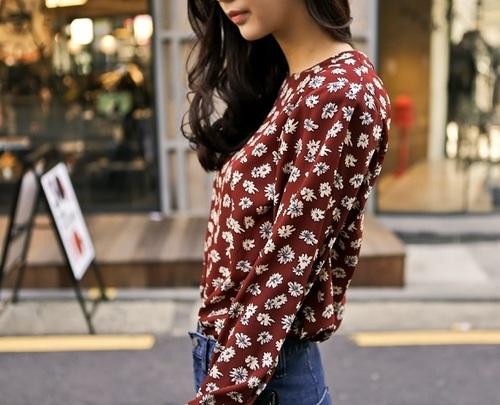 diseño de moda en blusas