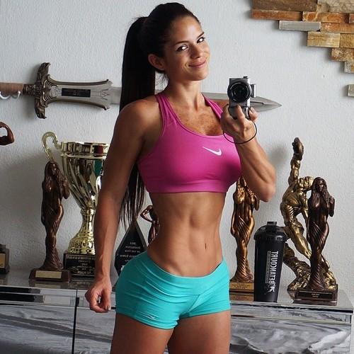 sexy gym chicas