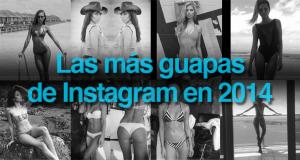 Las 10 mujeres más guapas de Instagram en lo que va 2014