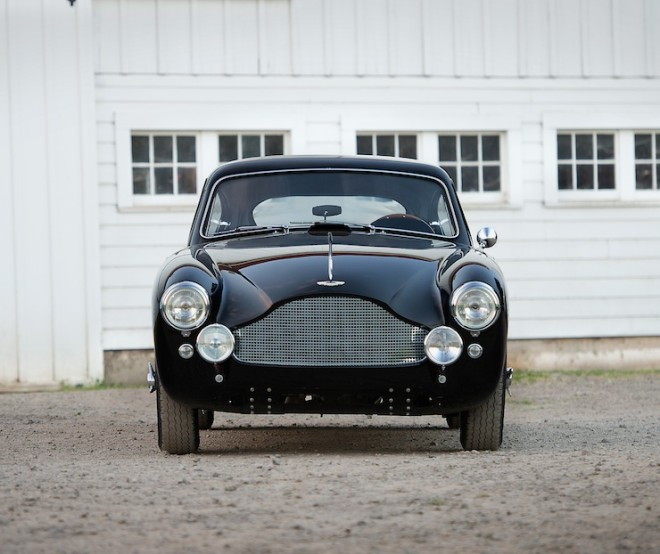 Deportivos Clásicos: Aston Martin DB Mark III... el de James Bond