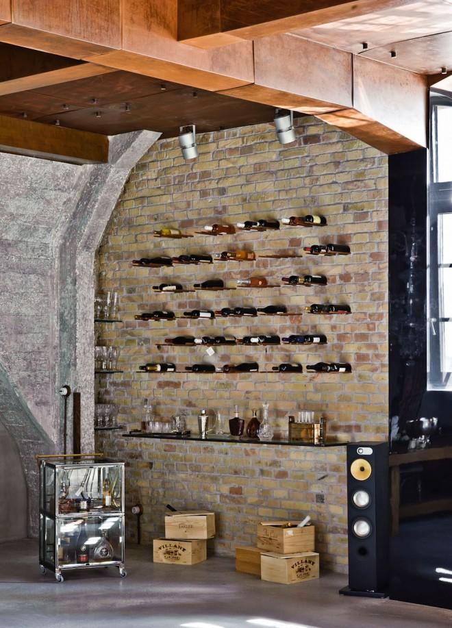 Dise o de interiores departamento tipo loft en budapest for Design apartment 2 budapest