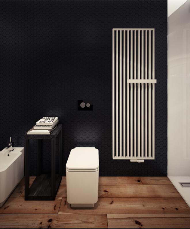 Departamento loft estilo minimalista por Oskar Firek