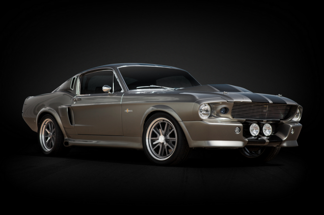 Galería de fotos del Ford Mustang, el clásico que nunca pasará de moda