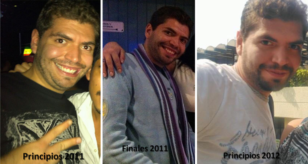 Mi nuevo estilo de vida consistió en bajar de peso y hacer ejercicio
